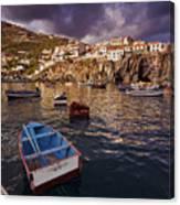 Camara De Lobos, Madeira Canvas Print