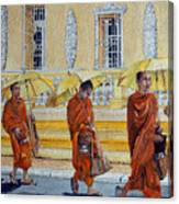 Cambodian Harmony Canvas Print