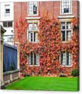 Cambridge 2 Canvas Print
