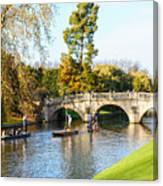 Cambridge 5 Canvas Print