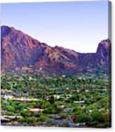 Camelback Mountain, Phoenix, Arizona Canvas Print