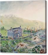 Camelot Canvas Print