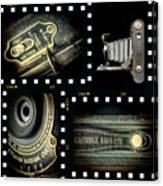 Camera Collage-2 Canvas Print