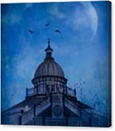 Camera Obscura - Eastbourne Pier Canvas Print