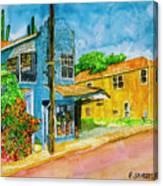 Camilles Place Canvas Print