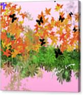 Camo Nature Range Canvas Print