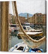 Camogli 1 Canvas Print