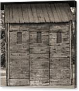 Camp Randall Stockade - Madison Wisconsin Canvas Print