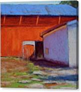 Campbell Farm Canvas Print