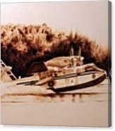 Canadair Canvas Print