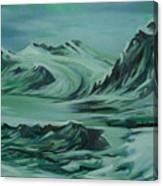 Canadian North Canvas Print