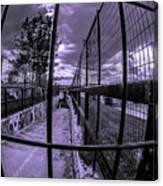 Canal De Lachine Underpass  Canvas Print