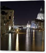 Canal Grande - Venice Canvas Print