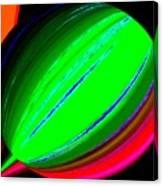 Candid Color 5 Canvas Print