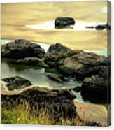 Cannon Beach, Oregon 2 Canvas Print