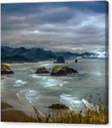 Cannon Beach, Oregon Canvas Print