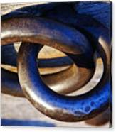 Cannon Rings Canvas Print
