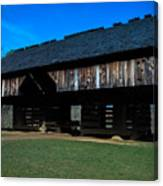 Cantilever Barn Canvas Print