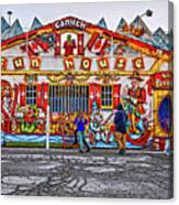 Canuck Funhouse Canvas Print