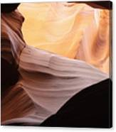 Canyon -4 Canvas Print