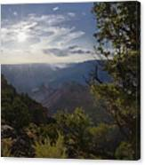 Canyon Afternoon Canvas Print