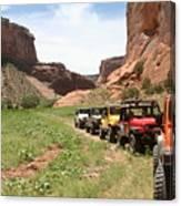 Canyon De Chelly 102 Canvas Print