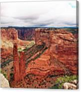 Canyon De Claire - New Mexico Canvas Print