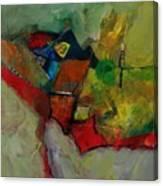 Canyon Gems Canvas Print