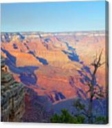 Canyon Grandeur  Canvas Print