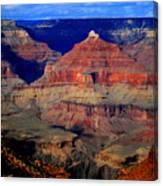 Canyon Layers Canvas Print