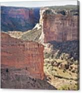 Canyon Passage Canvas Print