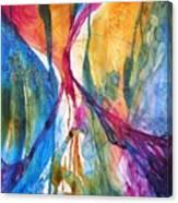 Canyon Sunrise Canvas Print