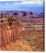 Canyonlands 4 Canvas Print
