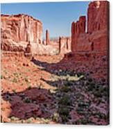 Arches National Park, Moab, Utah Canvas Print