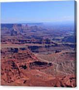 Canyonlands National Park No. 1 Canvas Print