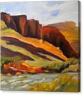 Canyonlands Canvas Print