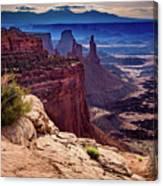 Canyonlands Vista  Canvas Print
