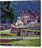 Cap-haitien Haiti - Sans Souci Palace Canvas Print