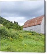 Cape Breton Barn Canvas Print