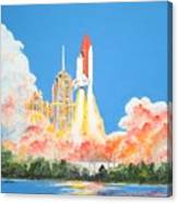Cape Canaveral Canvas Print