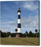Cape Canaveral Florida Light Canvas Print