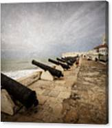 Cape Coast Castle Canvas Print
