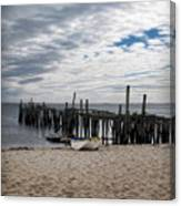 Cape Cod Bay Canvas Print