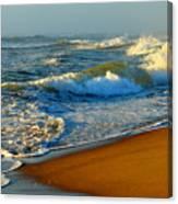Cape Cod By The Sea Canvas Print