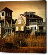 Cape Cod Gold Canvas Print