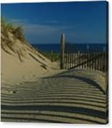 Cape Cod National Seashore Canvas Print