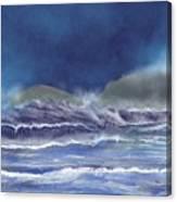 Cape Cornwall Canvas Print