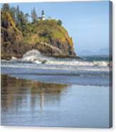 Cape Disappointment - Vertical Canvas Print