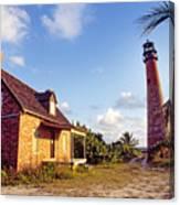 Cape Florida 2 Canvas Print