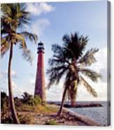 Cape Florida Light Canvas Print